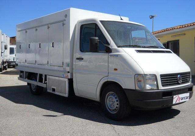 Camioncino per surgelati usato