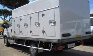 furgone daily surgelato fresco
