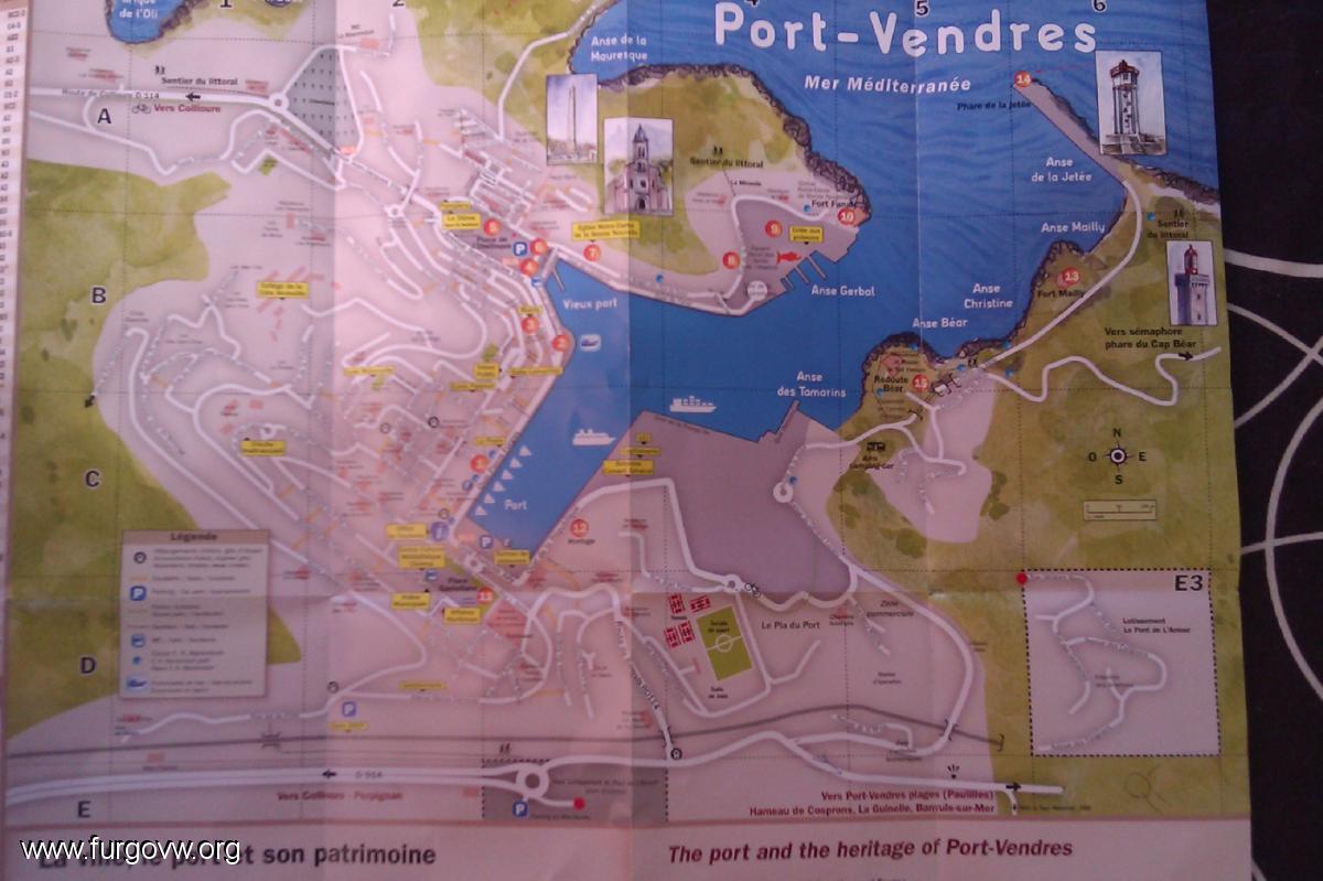 FRANCIAArea AC Port Vendres Roselln