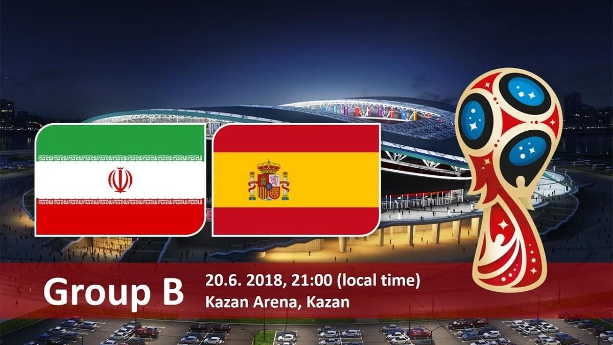 La Previa Mondial : Iran - Espagne