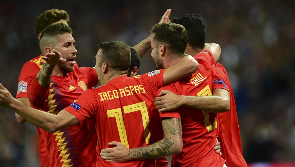 Previa Roja Espagne Angleterre Valider Le Billet Pour Le Final