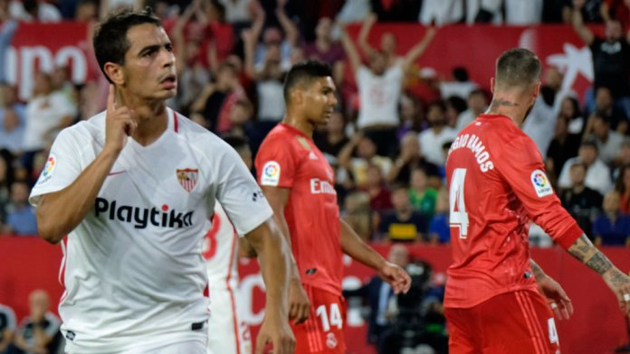 Sevilla Real Madrid