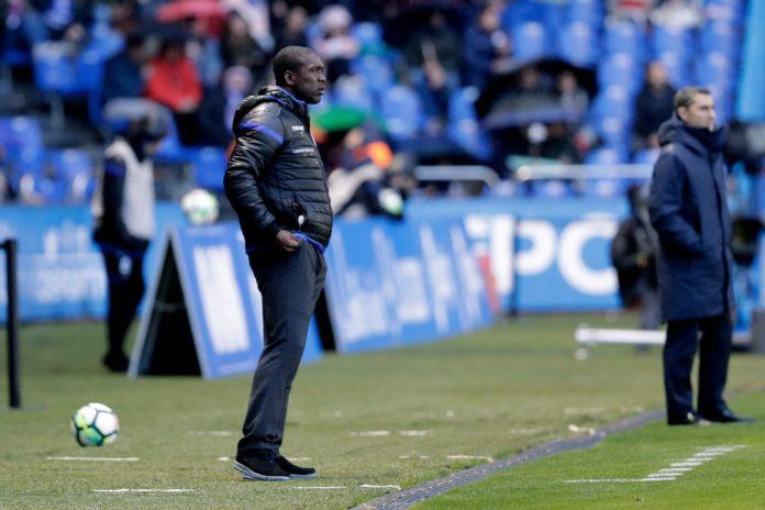 Seedorf au Deportivo La Corogne