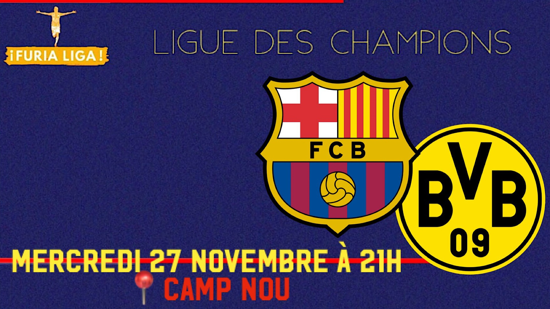 FC Barcelone - Borussia Dortmund Streaming : comment regarder le match en direct