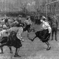 Historia del Fútbol Femenino ( LADIES DEL FÚTBOL )