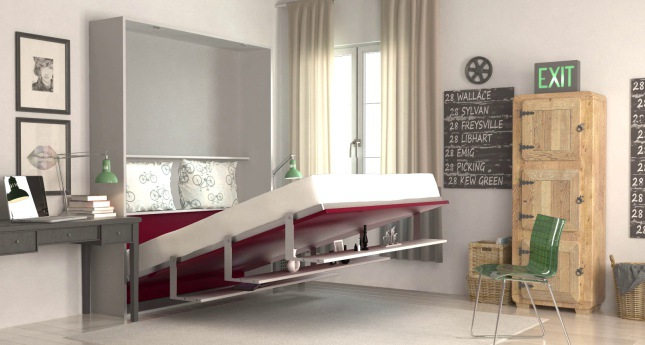 wall beds thick mattresses any size