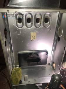 Carrier Heat Exchanger Replacement