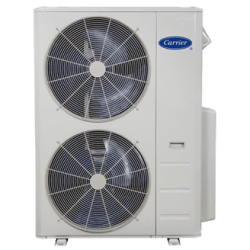 Carrier Multi-zone Ductless Outdoor Heat Pump