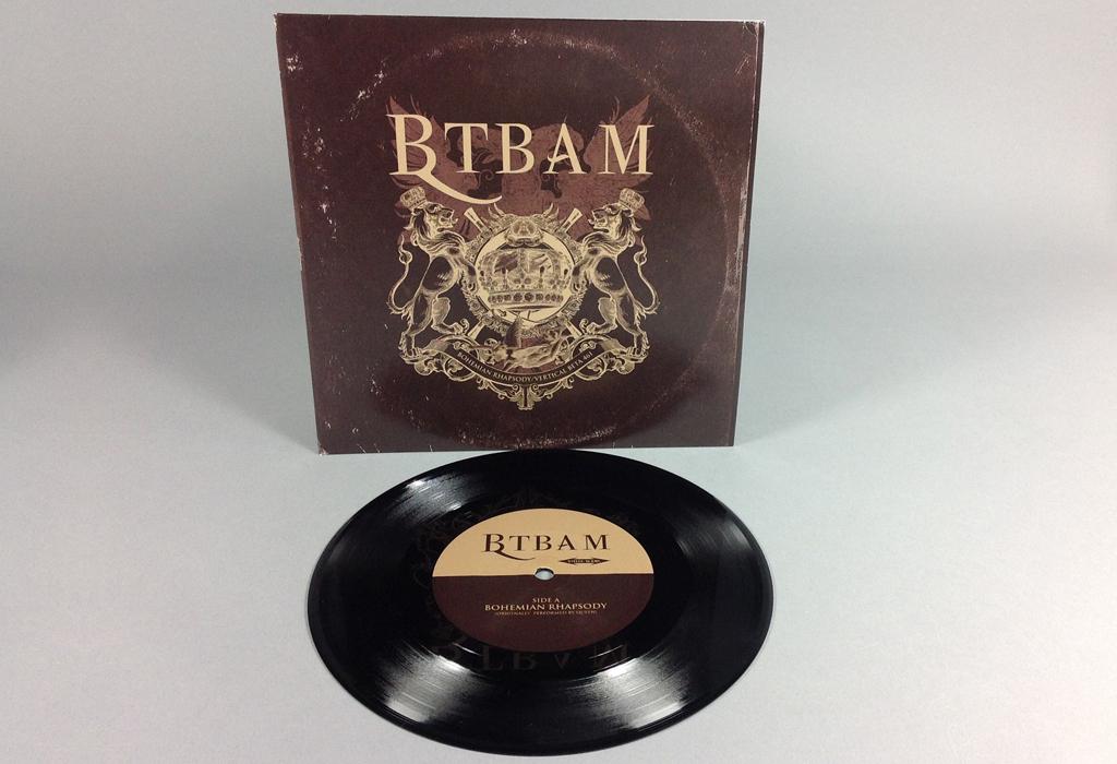 BTBAM 7″