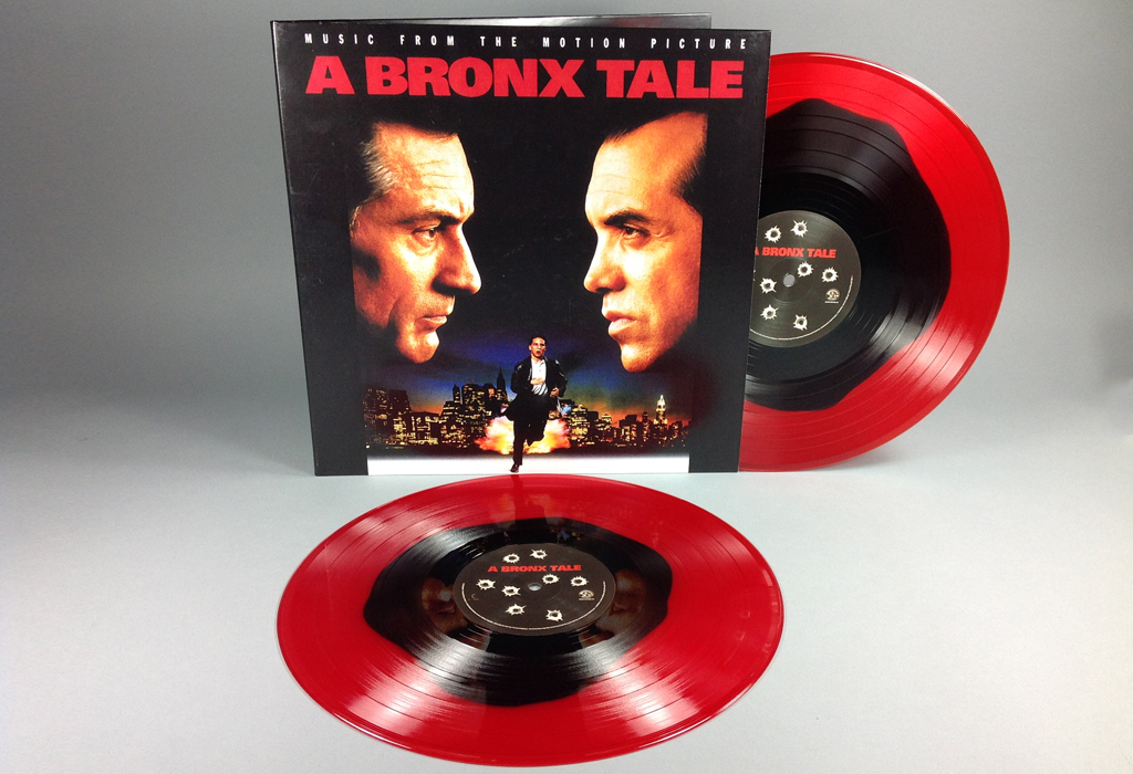 A Bronx Tale Soundtrack – 12″