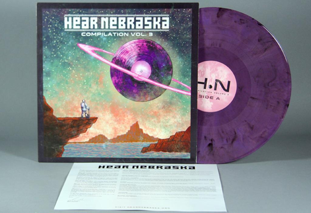 Hear Nebraska – 12″