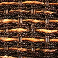 Mix # 2 ( Abaca Twisted Dark + BL Small Astor )