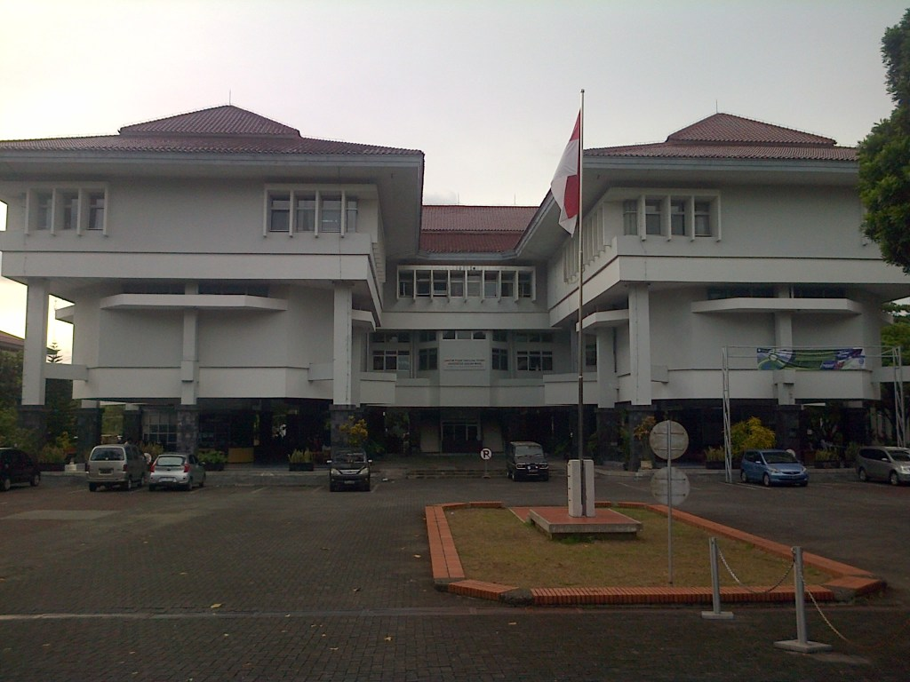 Building of UGM Engineering Faculty