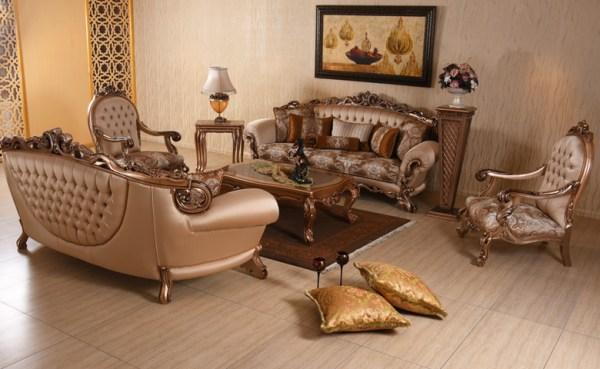 Sofa Mewah Minimalis Klasik Nora