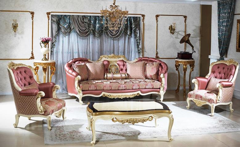 Sofa Mewah Minimalis Terbaru Lalezar