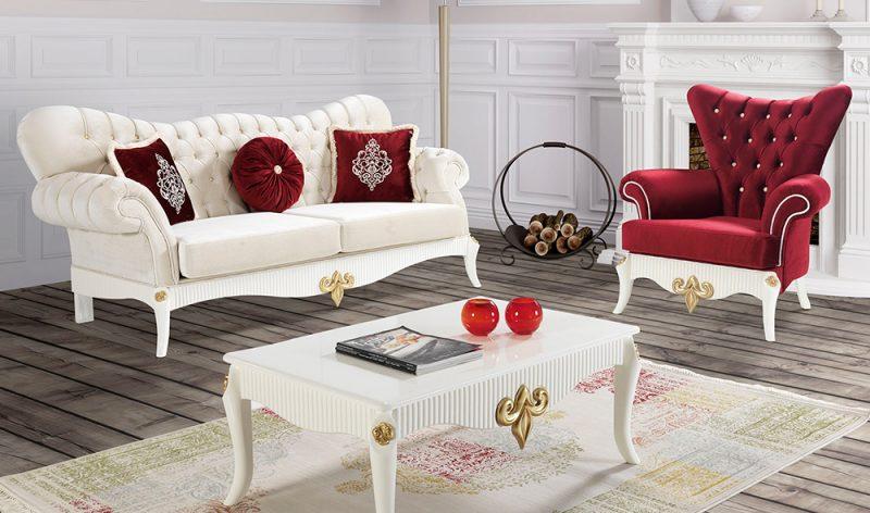 Sofa Mewah Klasik Astoria