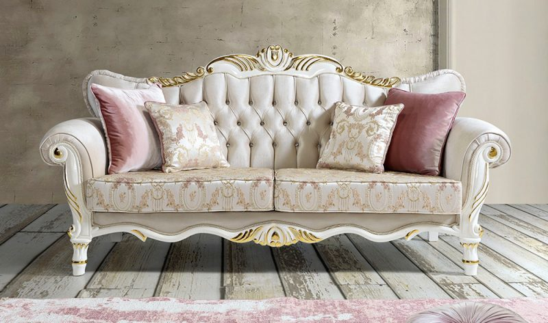 Sofa Mewah Modern Klasik Elmas