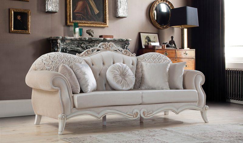 Kursi Mewah Ruang Tamu Klasik Giresun