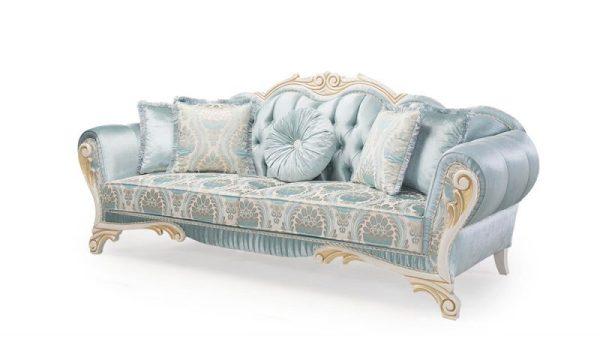 Sofa Ukir Mewah Klasik Marina