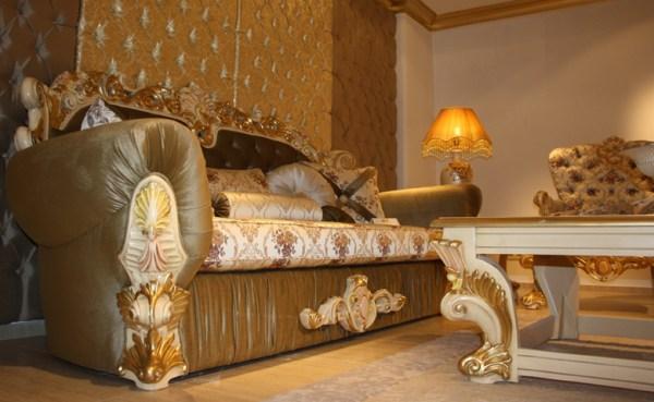 Kursi Sofa Mewah Terbaru Klasik Roman