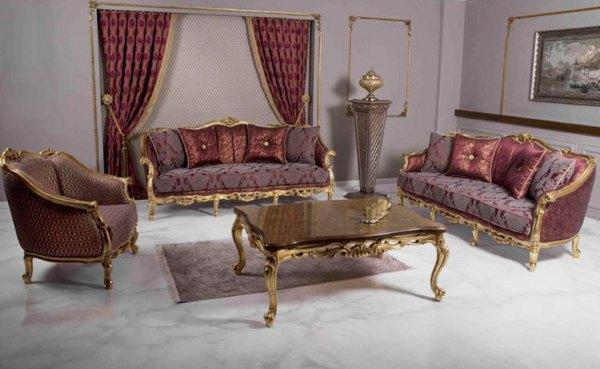 Sofa Klasik Modern Balde