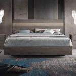 Alf Italia Nizza Cal King Bed Frame Furnitalia Contemporary Italian Furniture Showroom