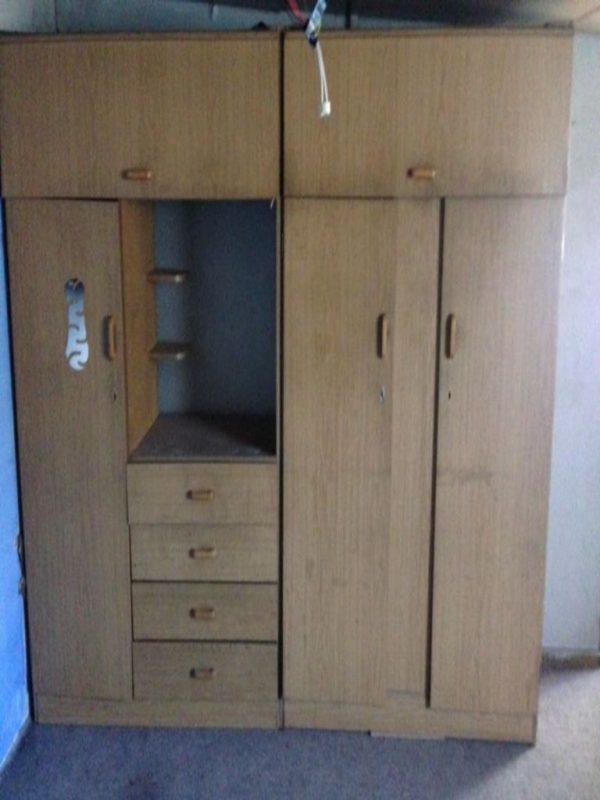 used wardrobe