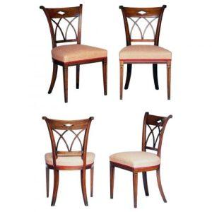 Kursi Cafe Dutch Upholstered