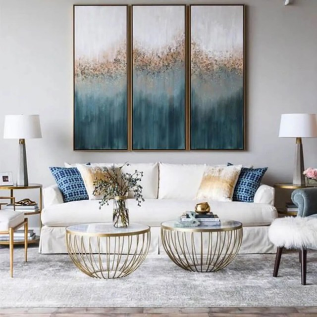 5 Simple And Stylish Modern Living Room Ideas | Furniture ...