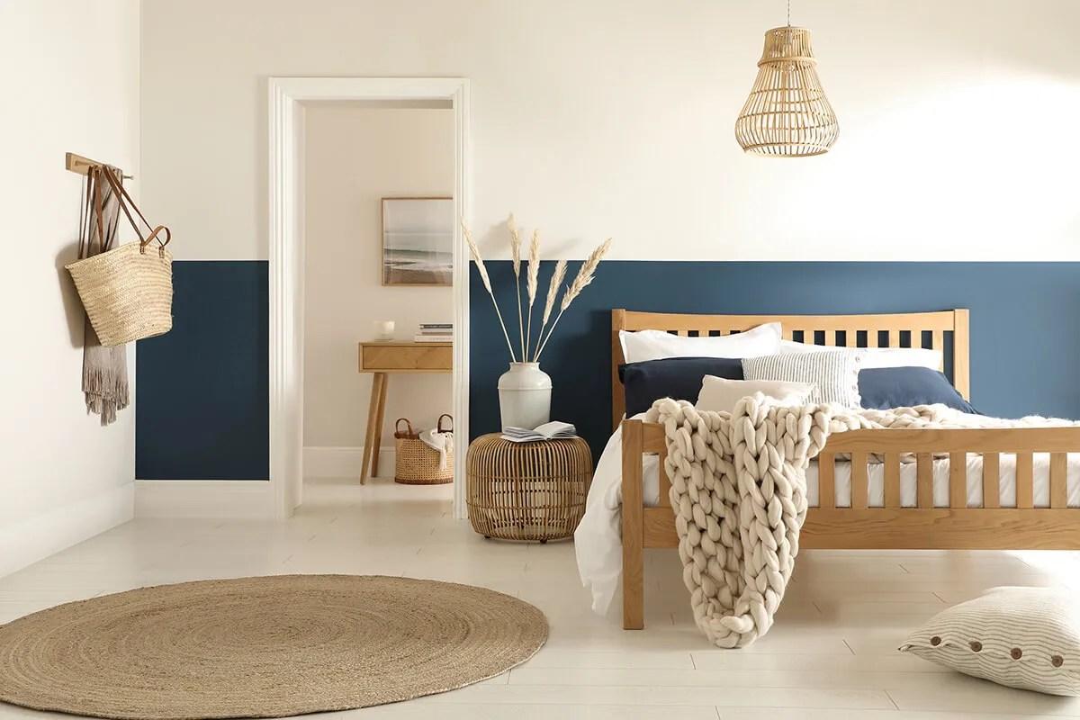 9 fabulous blue bedroom ideas that will