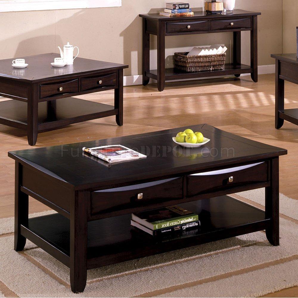cm4265dk baldwin coffee table in