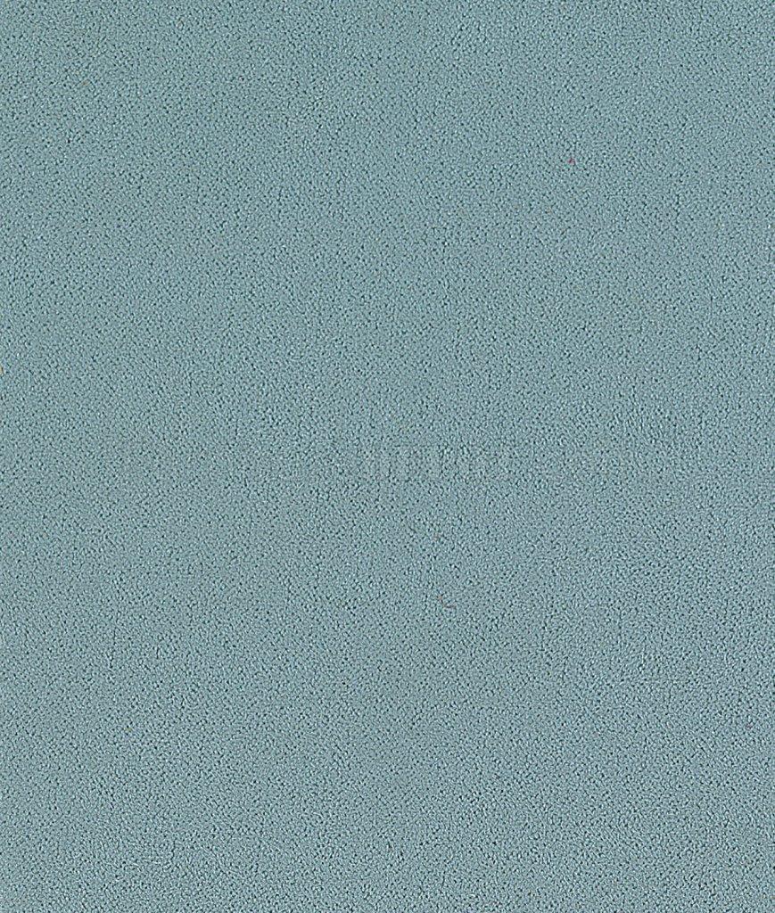 Light Blue Fabric Modern Sofa Amp Loveseat Set WWood Legs