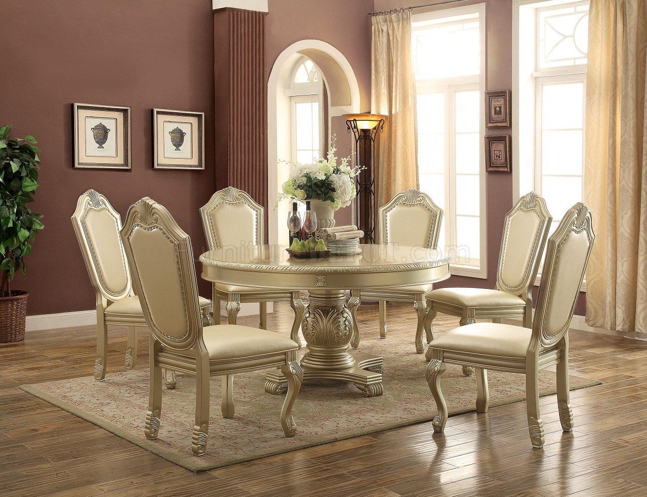 Chateau De Ville 64050 Dining Table By Acme WOptions