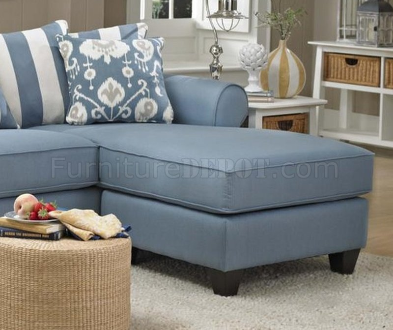 347710 ivy sofa chaise in light blue