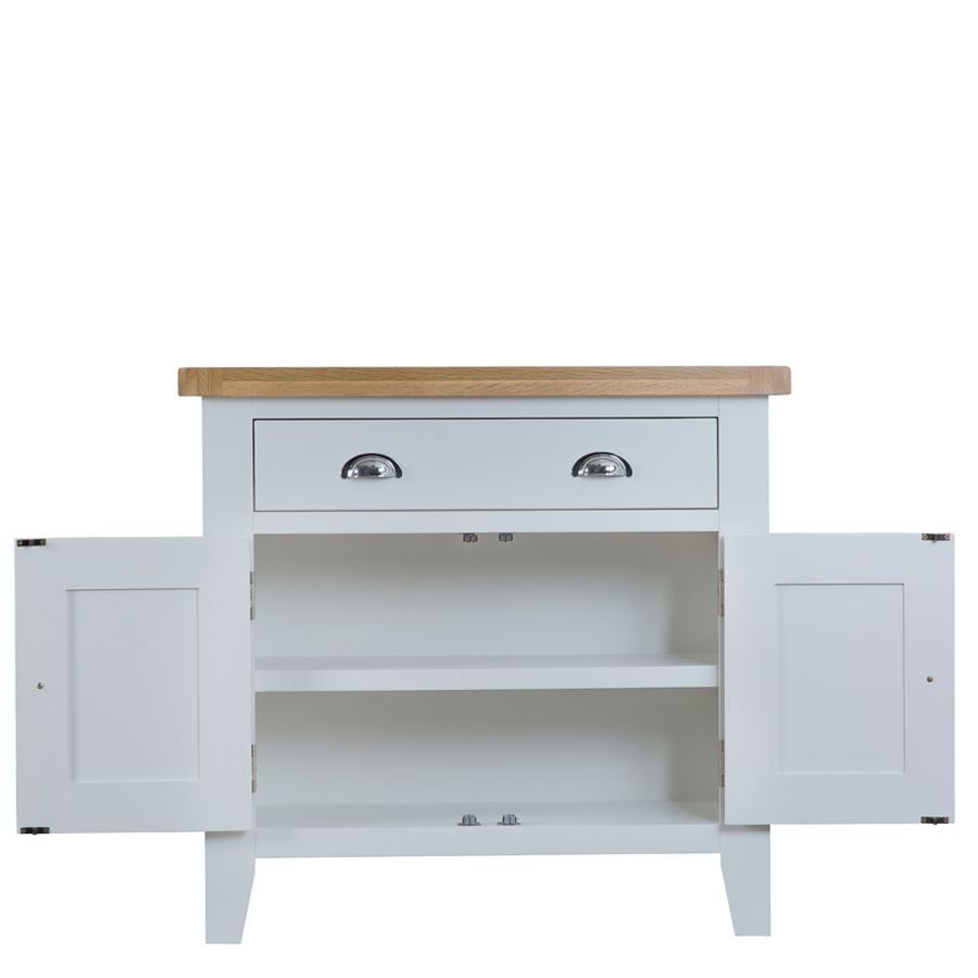 Wexford Small Sideboard Quality Oak Furniture From The Furniture Directory