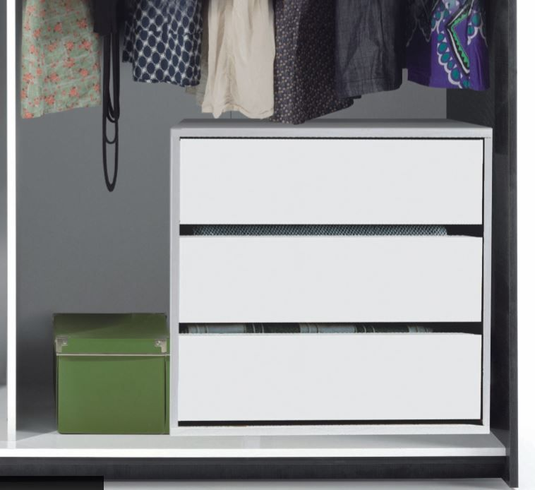 Savona Universal Internal Drawers For Wardrobes SALE