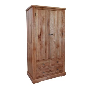 Oxford Bedroom 2 Door 3 Drawer Robe