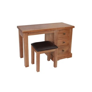 Oxford Bedroom Dressing Table & Stool