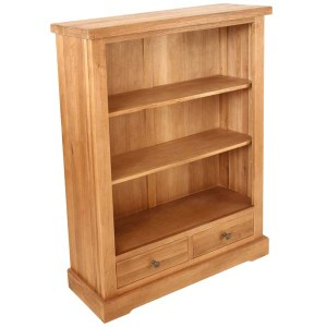 Oxford Dining Low Bookcase