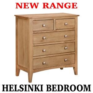 Helsinki Bedroom Range