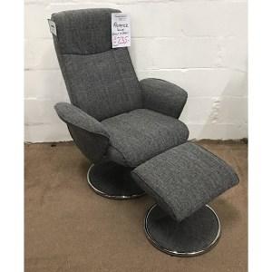 Florence swivel chair