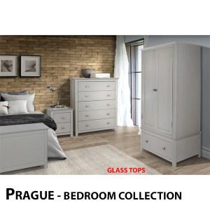 Prague Bedroom Collection