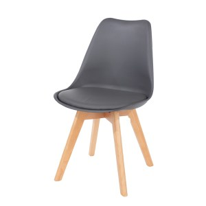 Vail Dining Chair - Grey Seat Pad