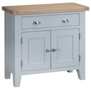 New England - Mini Sideboard - Grey