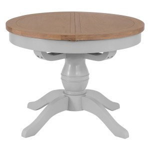 New England Round Table - Grey
