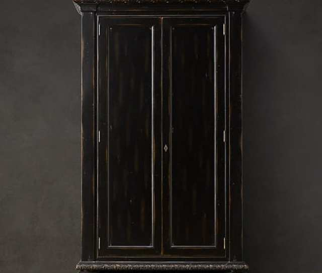 French Empire Armoire From Restoration Hardware