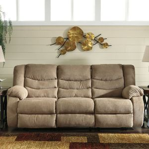 Cool Mitchiner Fog Rec Sofa W Drop Down Table Furniture Bralicious Painted Fabric Chair Ideas Braliciousco