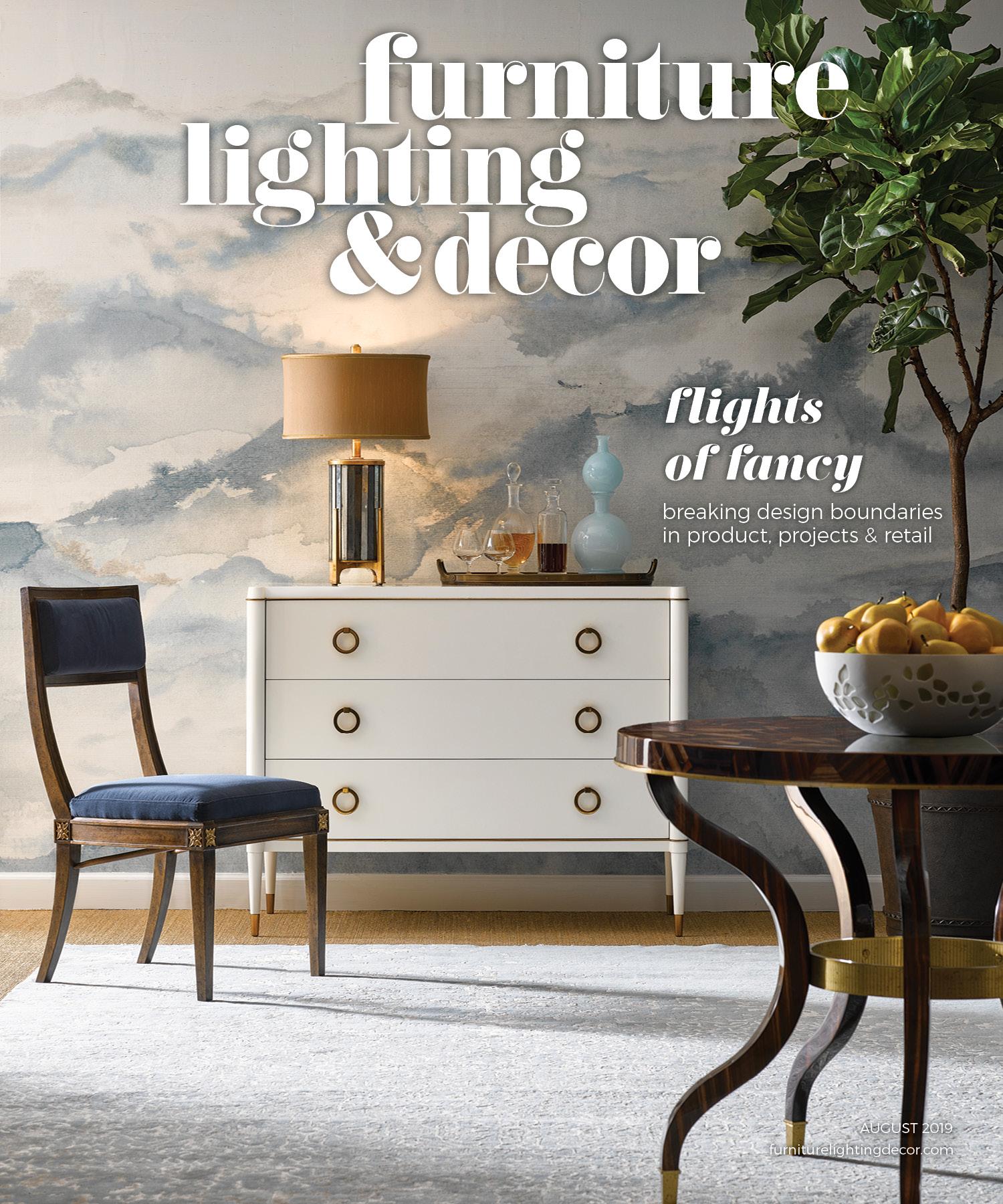 august 2019 furniture lighting decor