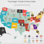 Top 3 Design Trends In Every State Furniture Lighting Decor