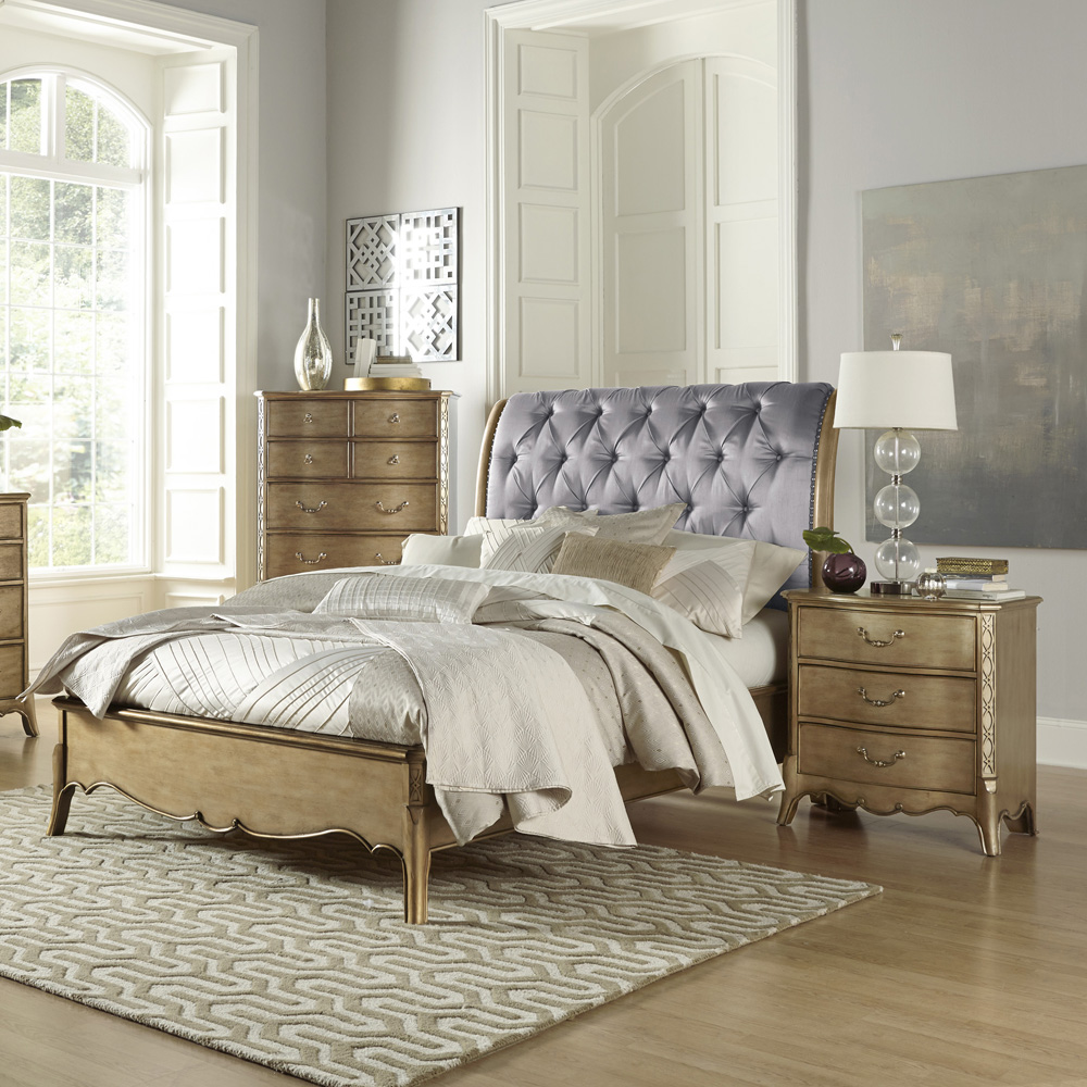 homelegance chambord queen bed dallas tx | bedroom bed - furniture